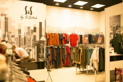 Коллекция женской одежды в магазине Частная коллекция