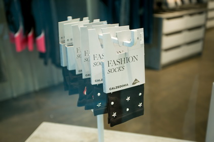 Носки в магазине Calzedonia