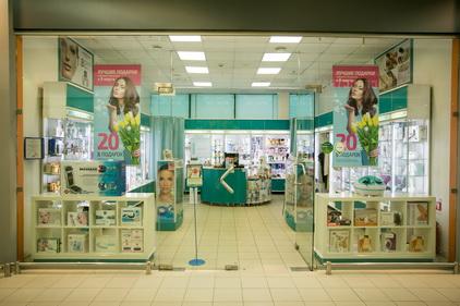 Магазин Созвездие красоты расположен в ТК Электра в Санкт-Петербурге