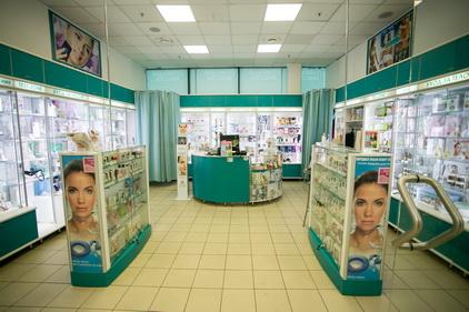 Вид магазина Созвездие красоты из внутри