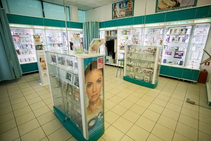 Ассортимент магазина Созвездие красоты в ТК Электра в Санкт-Петербурге