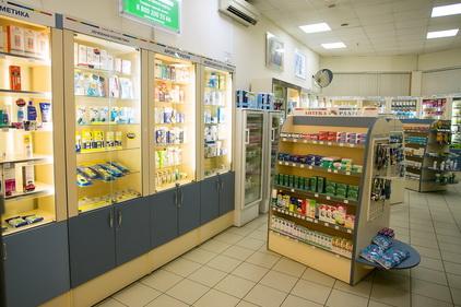 Ассортимент в магазине Аптека радуга