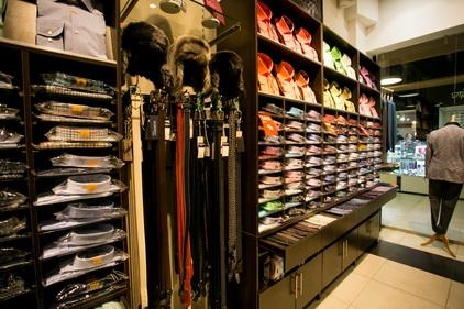 Рубашки и ремини в магазине Marca