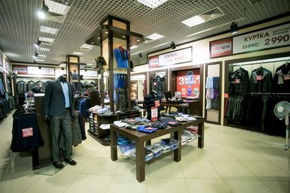 Магазин мужской одежды Forman