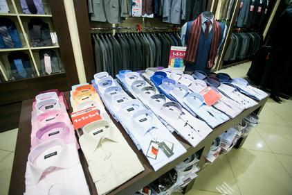 Мужские рубашки в магазине Forman