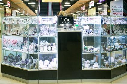 Магазин Студия 108 расположен в ТК Электра в Санкт-Петербург
