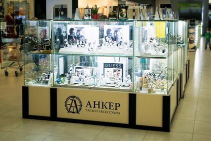 Магазин Анкер расположен в ТК Электра в Санкт-Петербурге