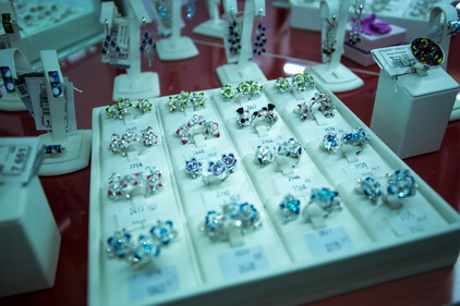 Наше серебро магазин расположен в ТК Электра в Санкт-Петербурге