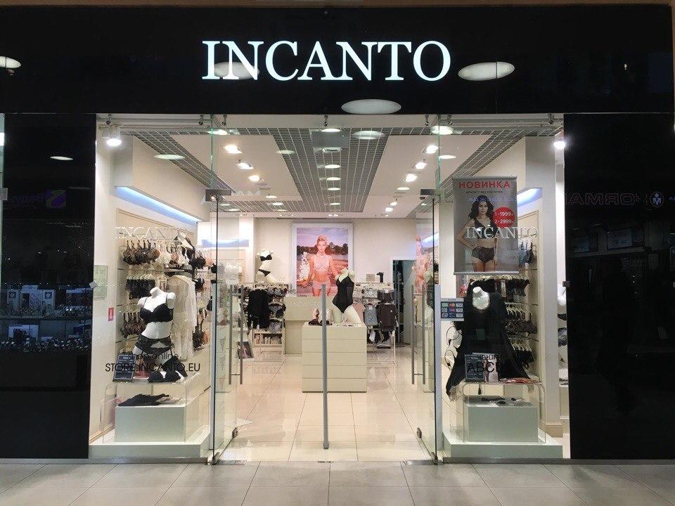 Магазин Incanto расположен в ТК Электра в Санкт-Петербурге