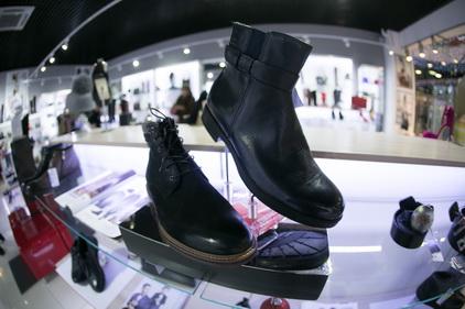 Ботинки в магазине Tiffani