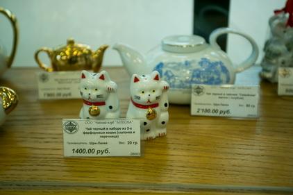 Чайные наборв в магазине Mlesna