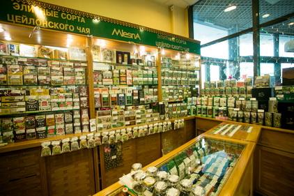 Mlesna магазин расположен в ТК Электра в Санкт-Петербурге