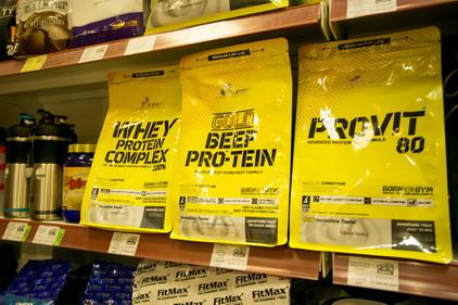 Протеин в магазине Brutal
