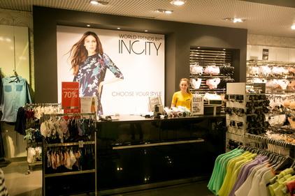 Incity магазин в ТК Электра